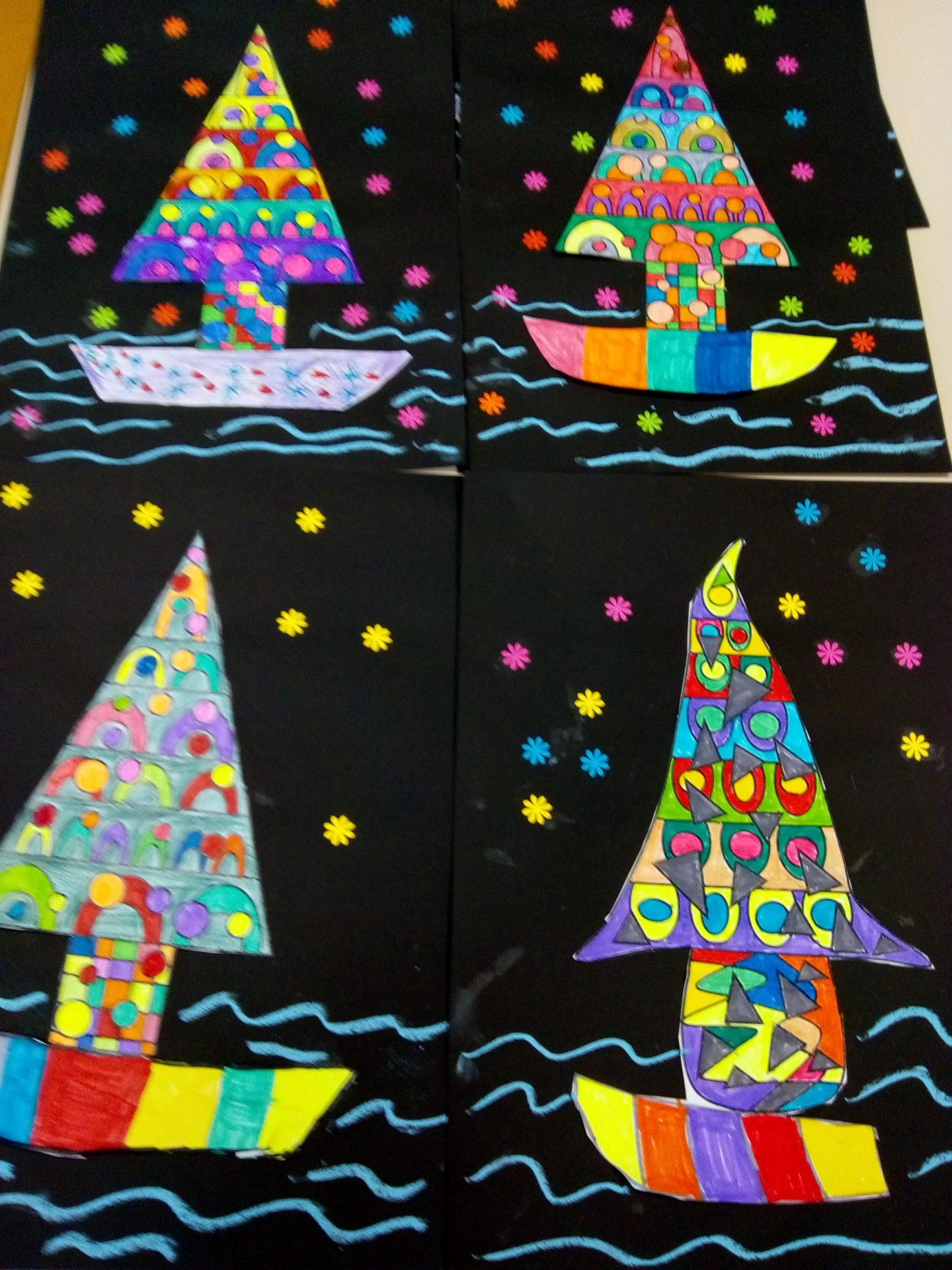 Noël en mer